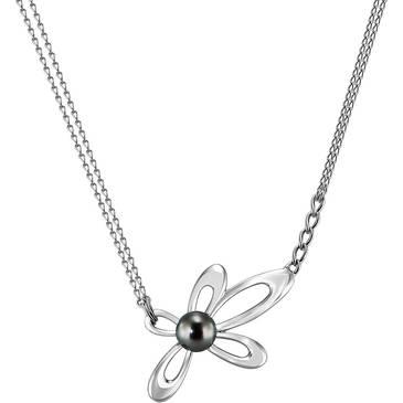 Ожерелье IZA.B из серебра FL-009-COL