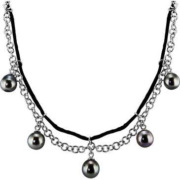 Ожерелье IZA.B из серебра NS-002-COL