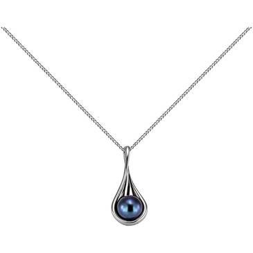 Ожерелье Misaki из серебра QCUPSWAN