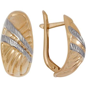 серьги из красного золота 1401111737