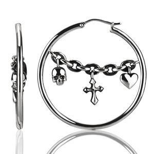Кольца женские из серебра без камней