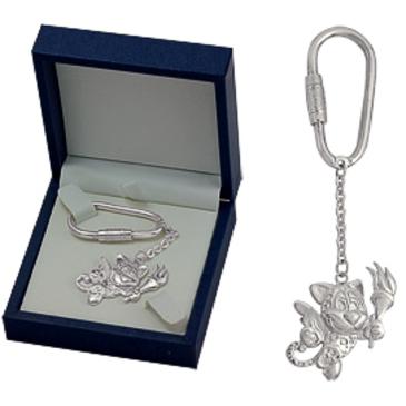 брелок из серебра 3400026061