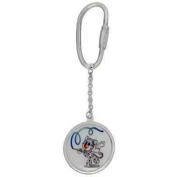 брелок из серебра 3596626017-1