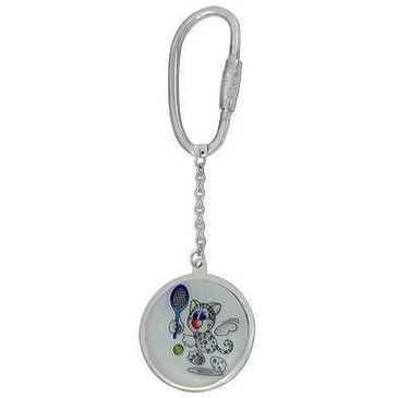 брелок из серебра 3596626017-15