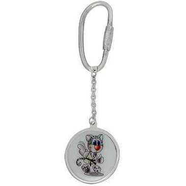брелок из серебра 3596626017-18