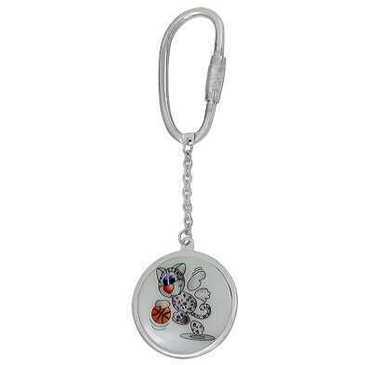 брелок из серебра 3596626017-23
