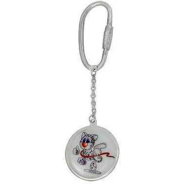 брелок из серебра 3596626017-25