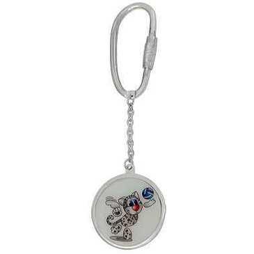 брелок из серебра 3596626017-4