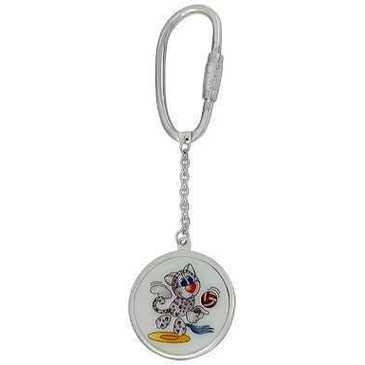 брелок из серебра 3596626017-5