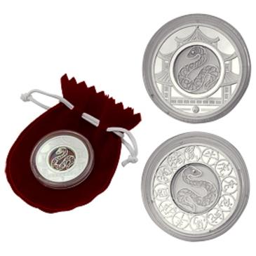 медаль из серебра 3400029239М