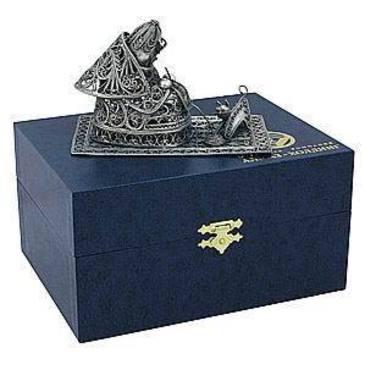 сувенир бабушки из серебра 3551050315