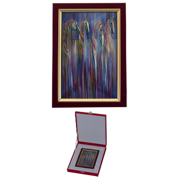 сувенир из серебра 3600050194