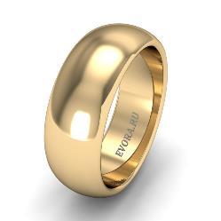9c76e4694783 Кольца из желтого золота без вставок - купить кольцо из желтого золота без  камней в Москве недорого   Цена и фото в каталоге ювелирного магазина
